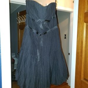 Marc Jacobs strapless dress
